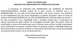 ATENÇÃO EMPREGADOS DESLIGADOS CAITÁ